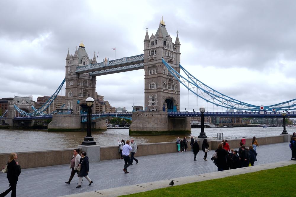 3/Tower & Millennium Bridges