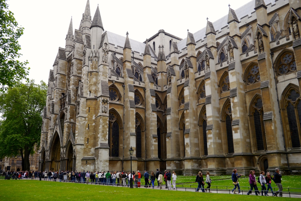 6/Westminister Abbey