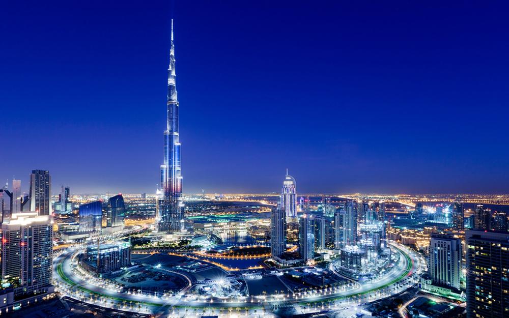 1/Burj Khalifa & Dubai Mall