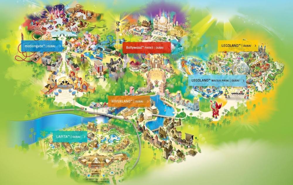 9/Dubai Parks & Resorts