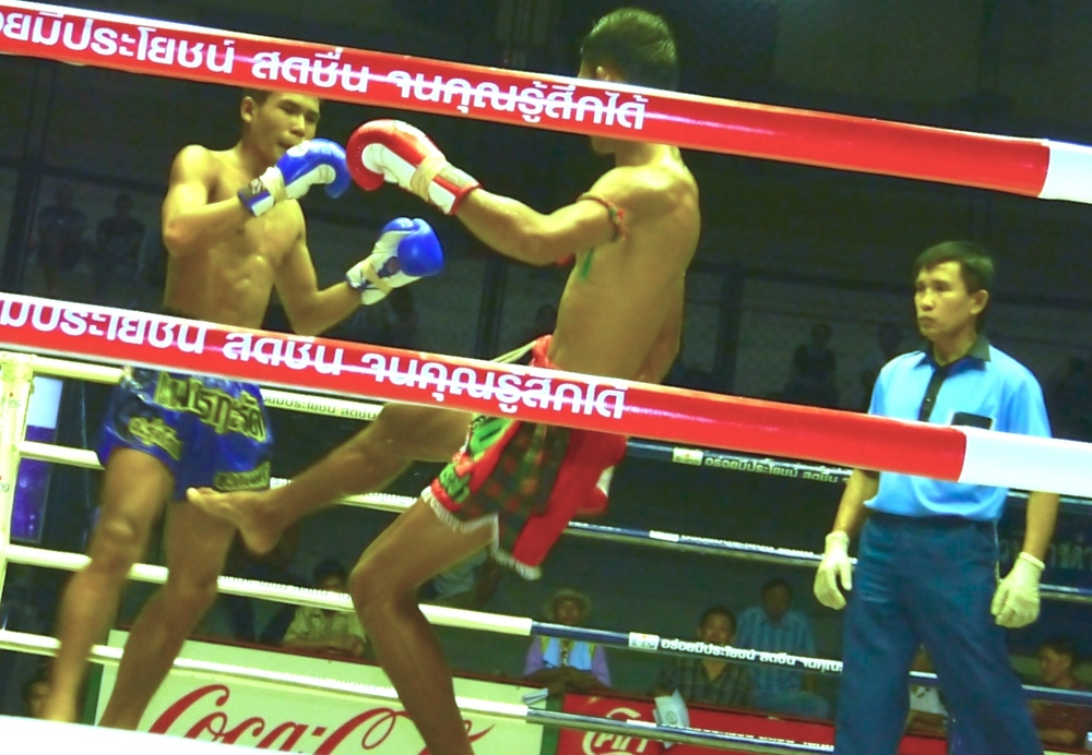 4/Skip overpriced Muay Thai bouts