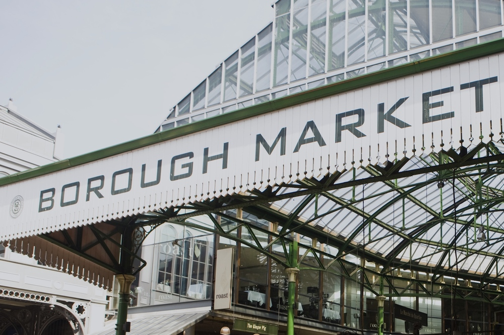 9/Eat at Borough Market