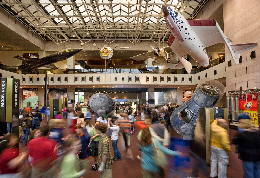 1/National Air and Space Mueseum