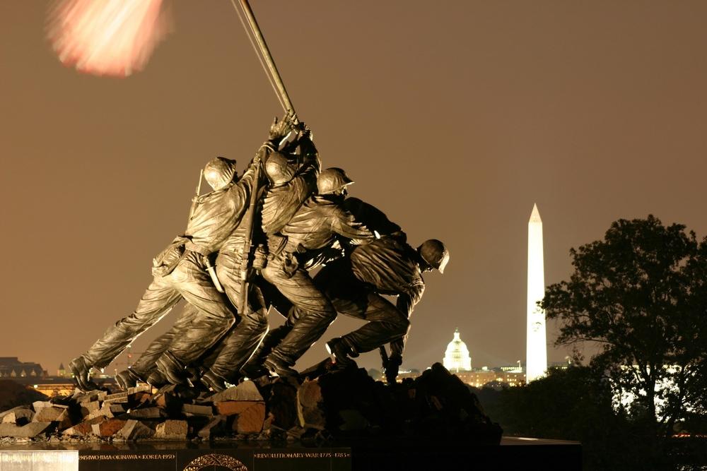 6/Washington Monument