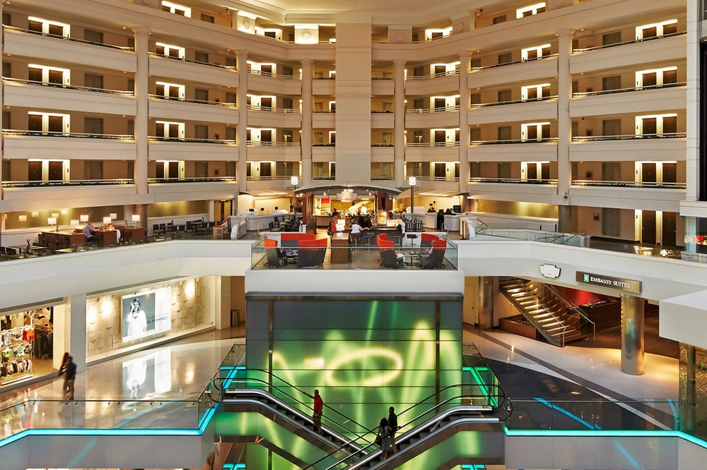 6/Embassy Suites Chevy Chase Pavilion
