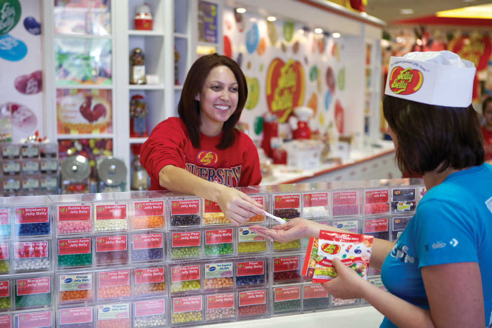 10/Jelly Belly Factory