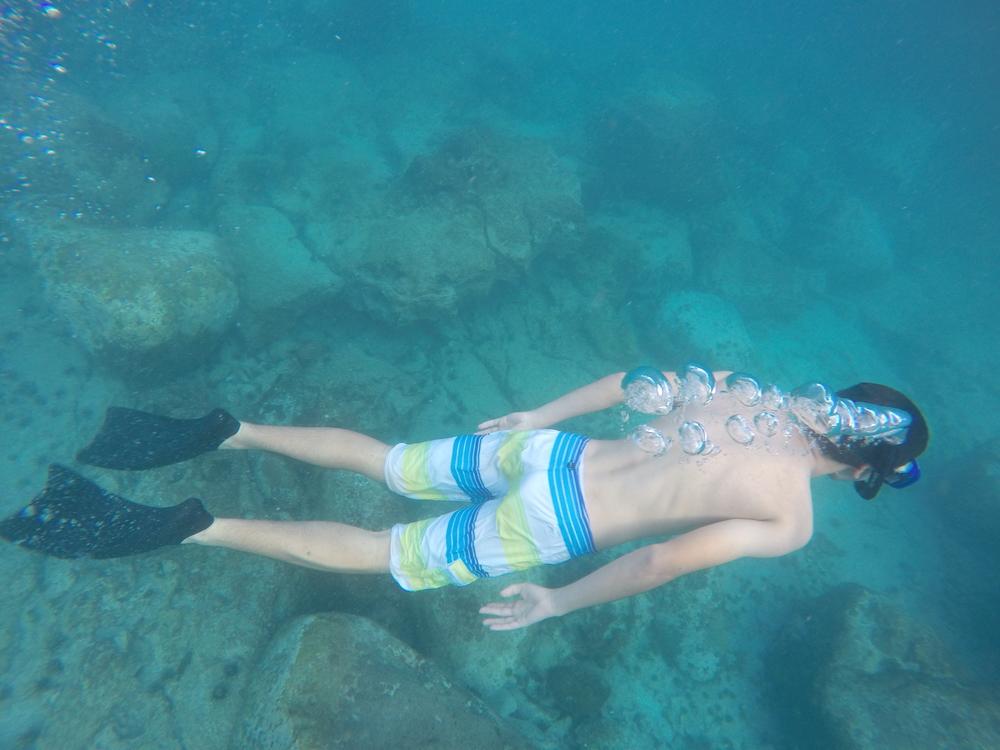 5/Does my child like to swim?