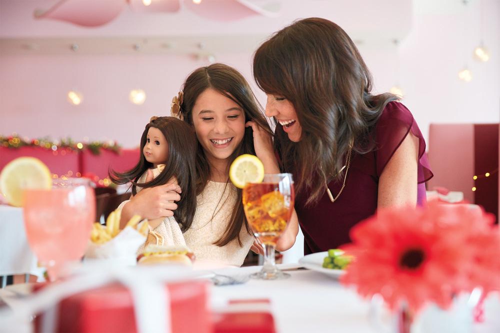 6/American Girl Cafe