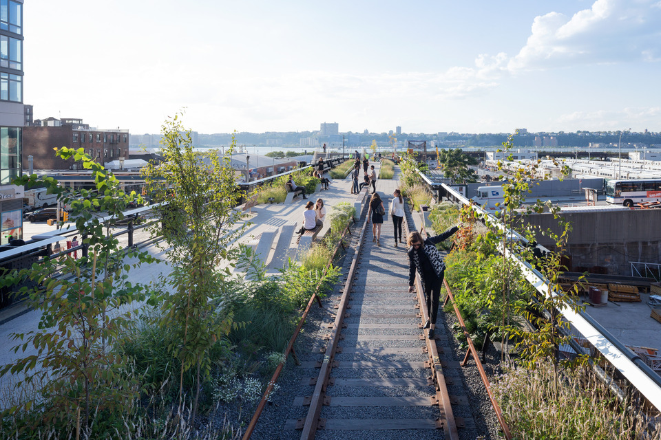 5/The High Line