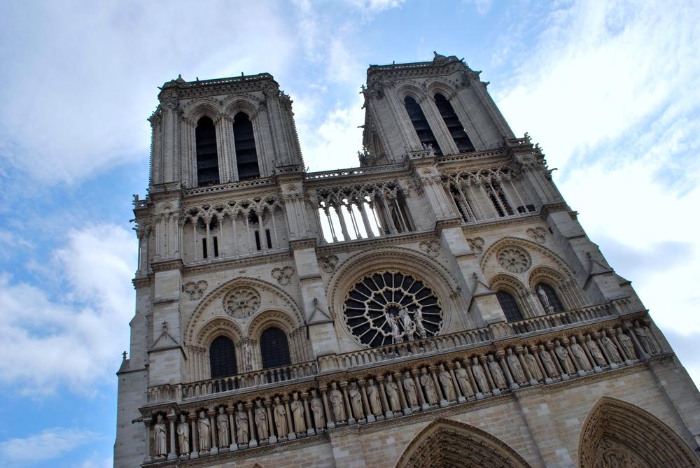 1/Climb to the top of Cathédrale Notre Dame de Paris