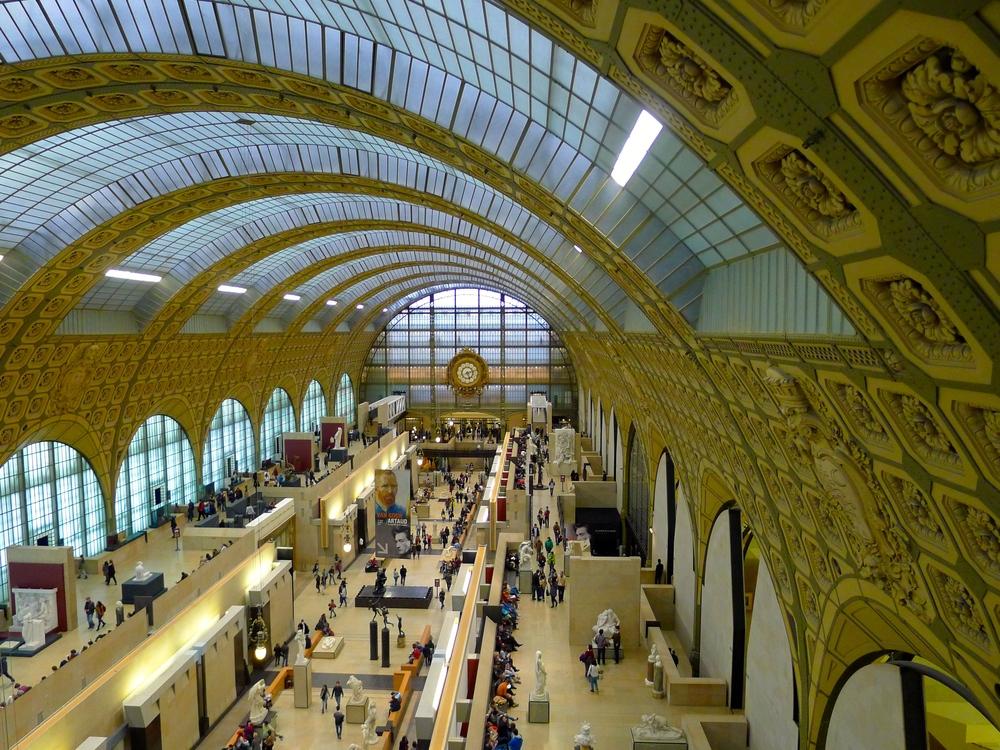 8/Explore Musée d'Orsay