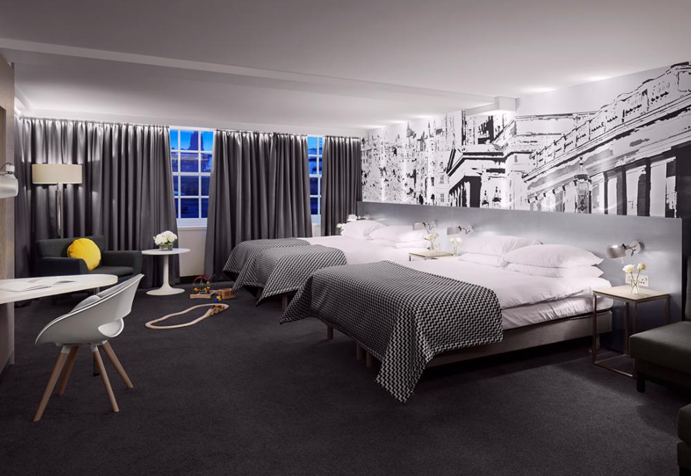 3/Radisson Blu Hotel