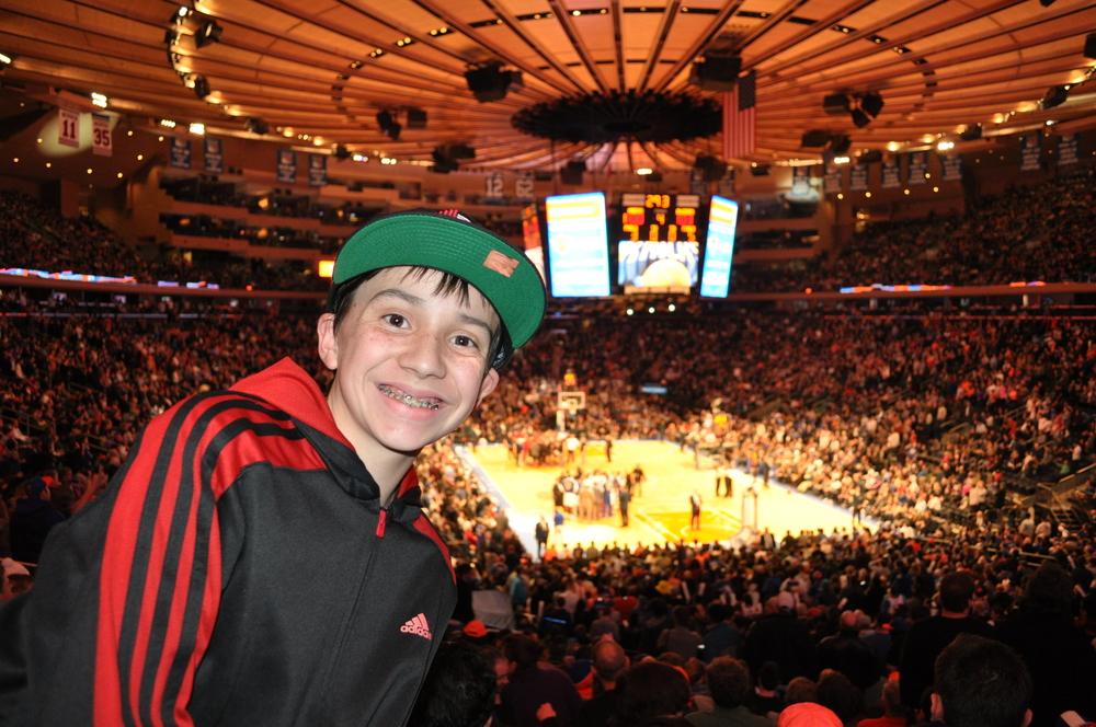 1/Watch the New York Knicks