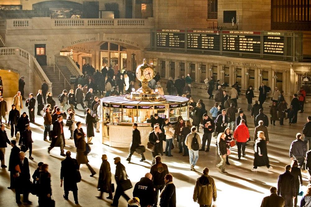 9/Whisper at Grand Central Station