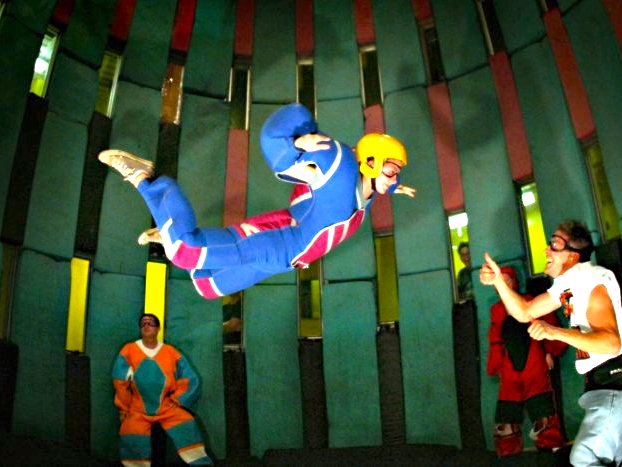 8/Flyaway Indoor Skydiving