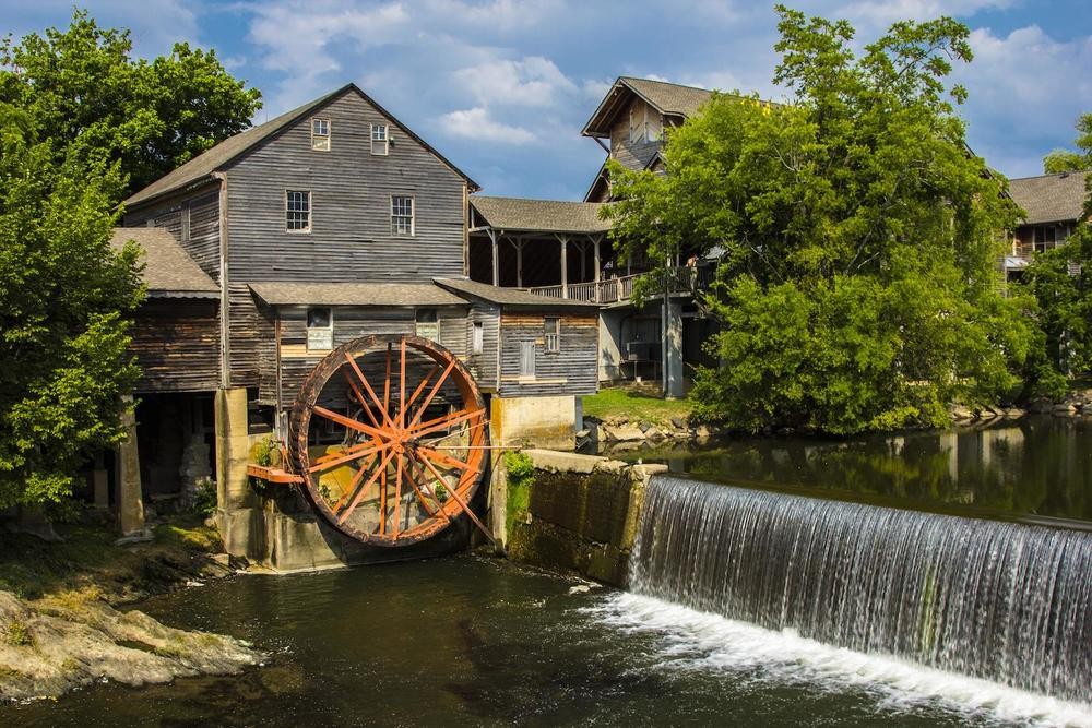 2/The Old Mill Restaurant