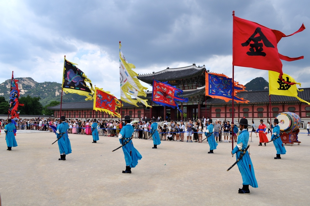 1/Go back in time to Joseon Dynasty at Gyeongbokgung