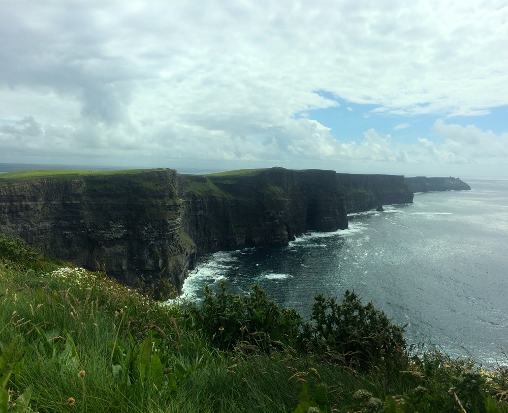 6/Have a Harry Potter moment on the Cliffs of Moher