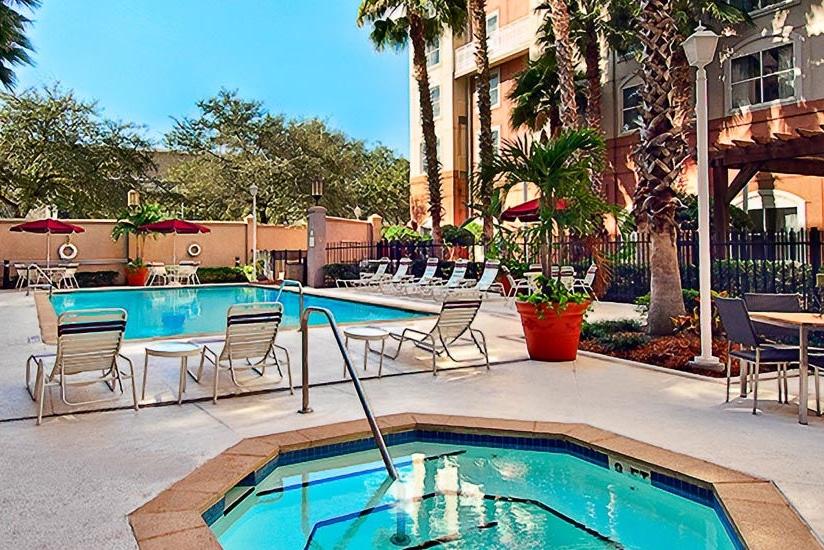 5/Residence Inn Tampa Downtown