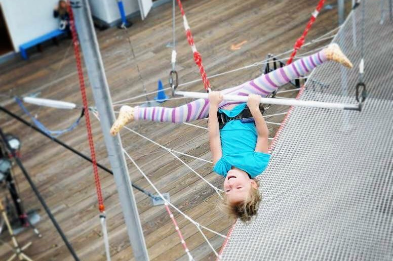 3/Trapeze School New York in Los Angeles