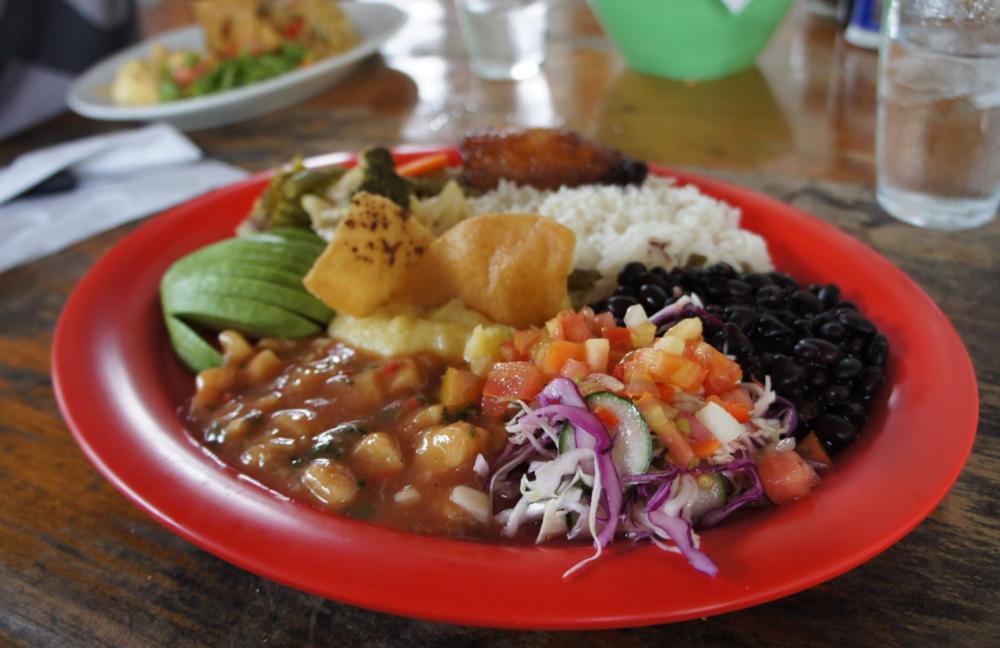5/Eat at Soda Viquez in Fortuna