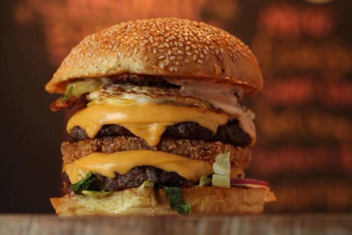 3/Charm City Burgers