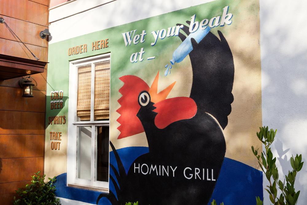 5/Hominy Grill