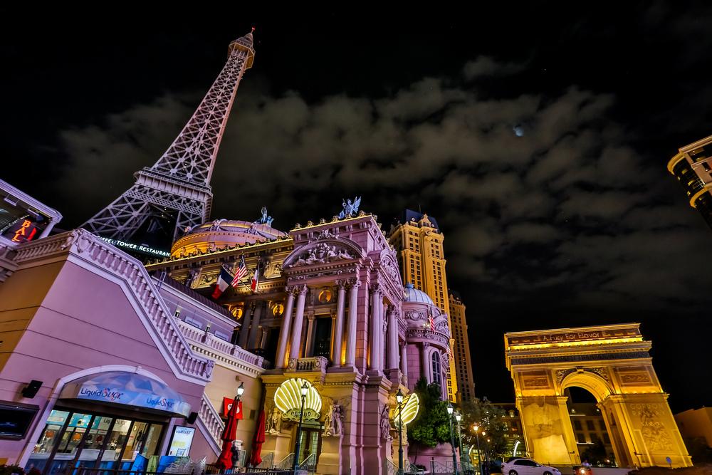 3/Paris Las Vegas