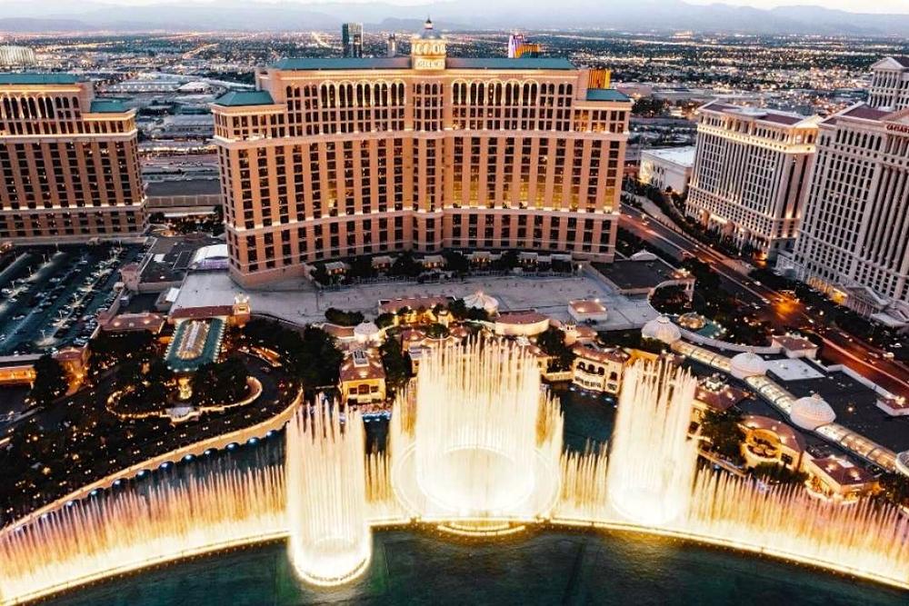 6/Bellagio Las Vegas Resort and Casino