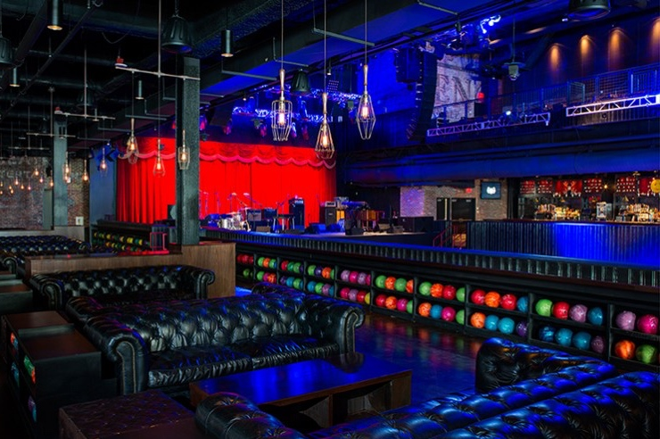 3/Brooklyn Bowl