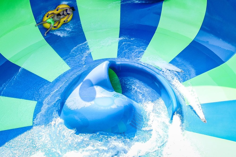1/Wild Waves Water Park & Enchanted Village