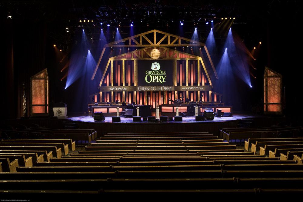 3/Grand Ole Opry