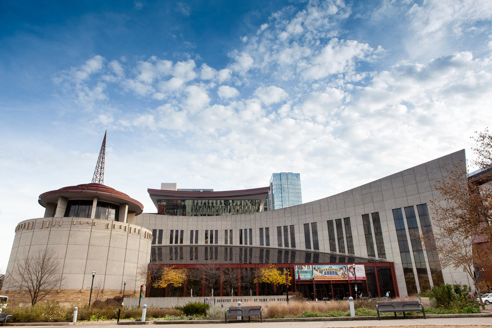 1/Country Music Hall of Fame
