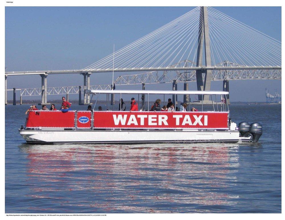 2/Charleston Water Taxi