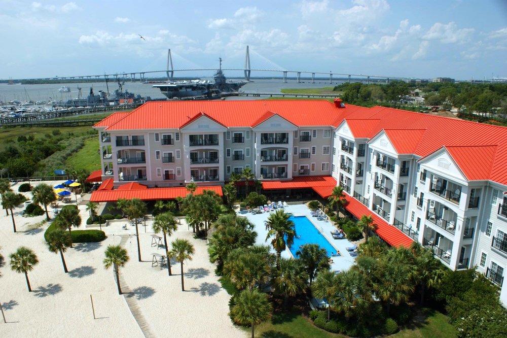 3/Charleston Harbor Resort and Marina