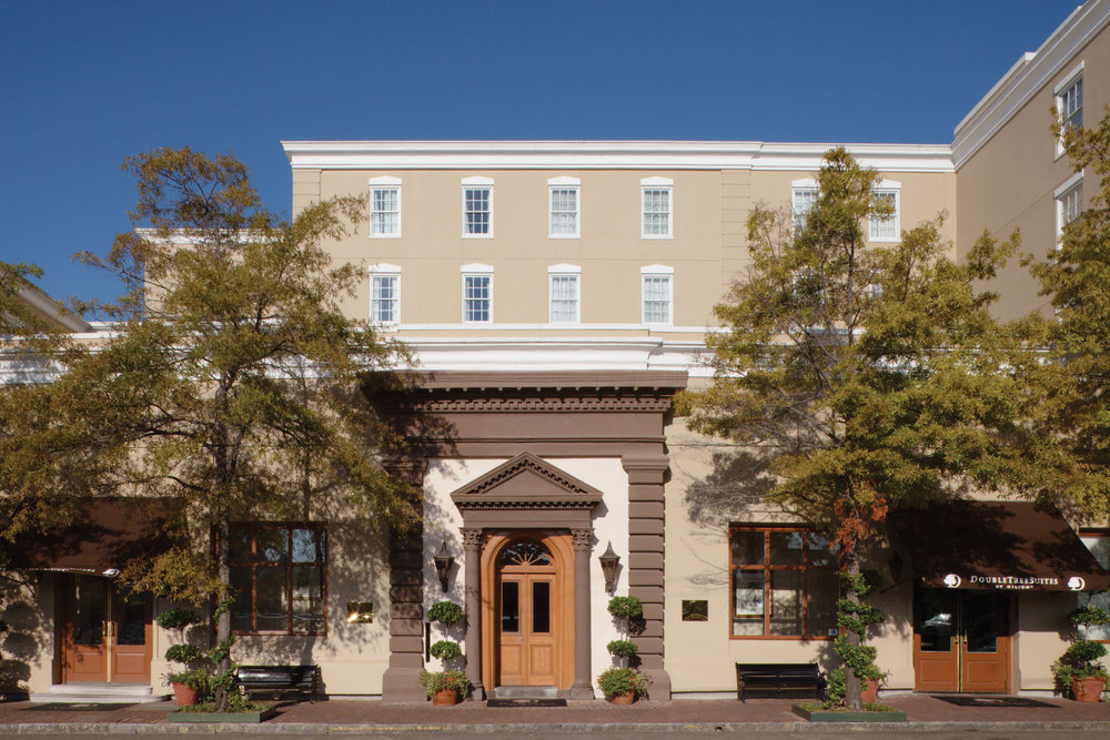 6/DoubleTree by Hilton Historic District Charleston