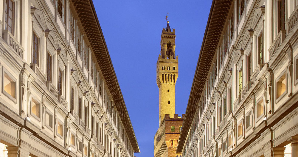 3/Check out Uffizi Gallery in Florence