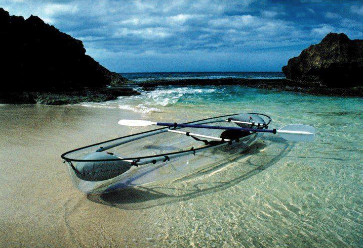 5/Kayak through the Bioluminescent Bay