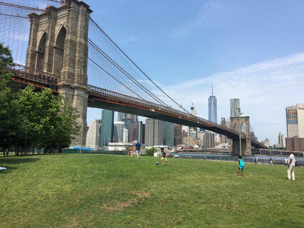 4/Brooklyn Bridge