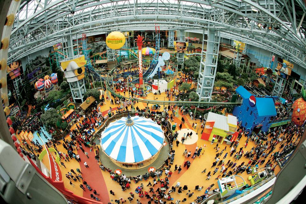 4/Mall of America
