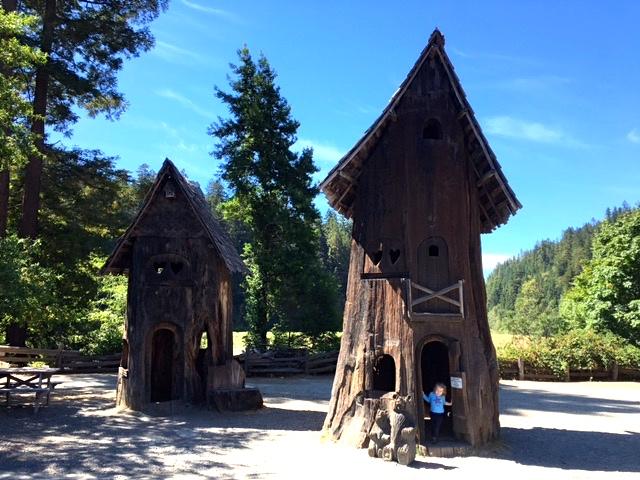 5/Book a cool campground near cool stuff