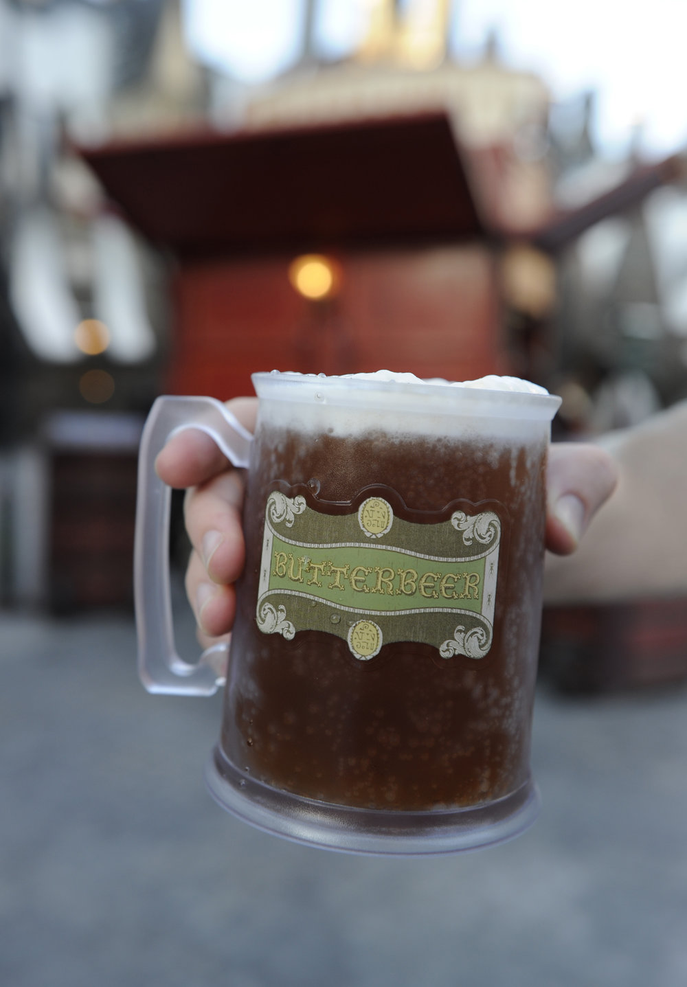 3/Butterbeer & Honeydukes