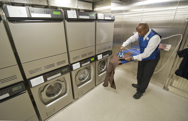 5/Laundry services