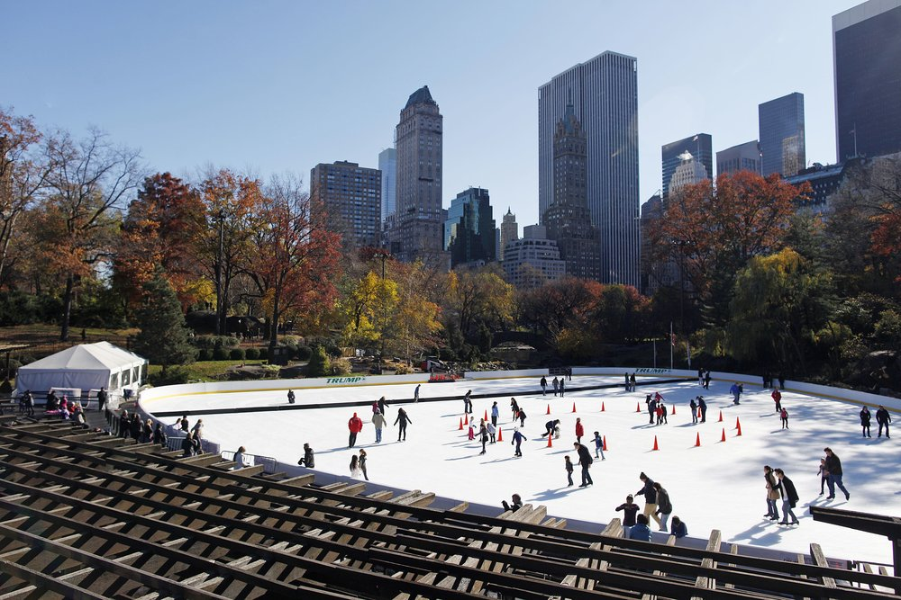 2/Lace up your skates