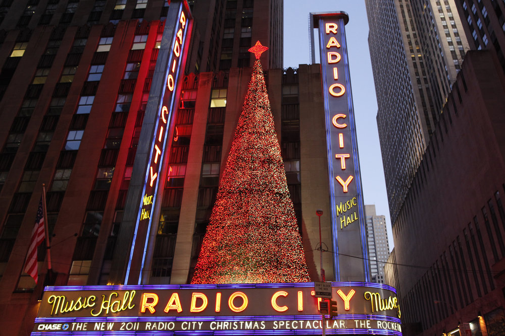 3/Radio City Music Hall Christmas Spectacular