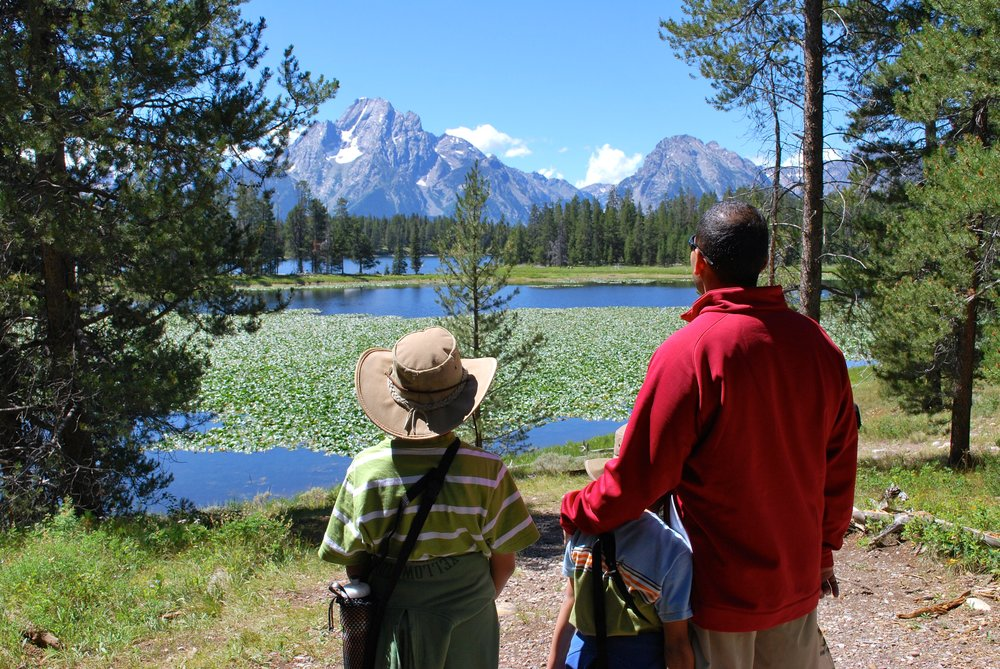 5/Colter Bay, Grand Teton National Park, Wyoming