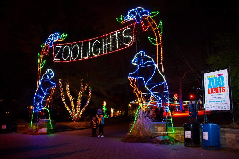 3/Zoolights at the National Zoo