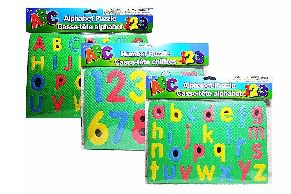 13/Foam puzzles