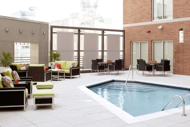 5/Hyatt House Charlotte/Center City