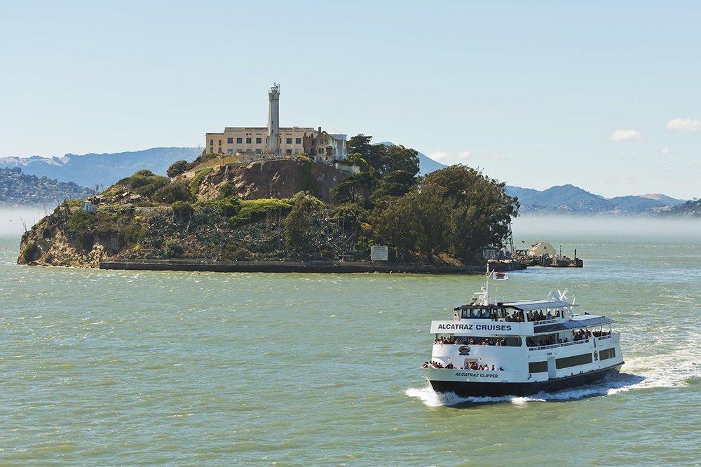 7/Alcatraz Cruise